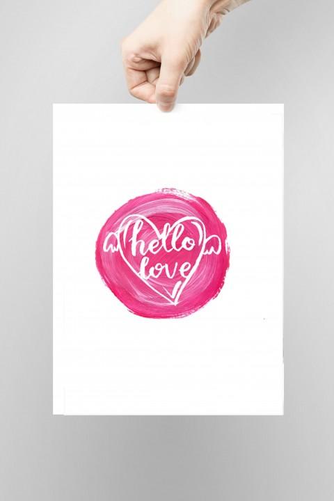 Poster Hello Love