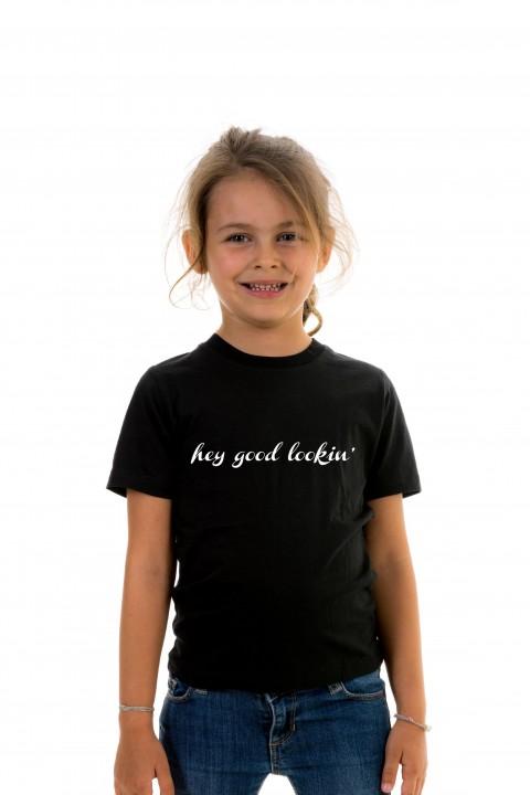T-shirt kid Hey Good Lookin'