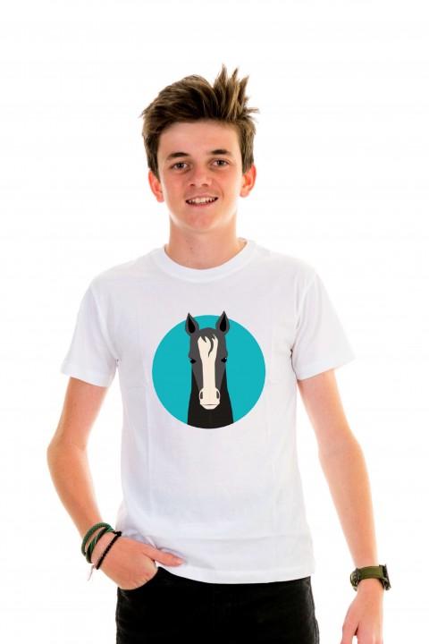 T-shirt kid Horse