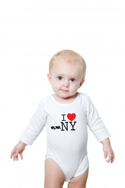 Baby romper I Love Nanny