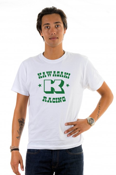T-shirt Kawasaki Racing