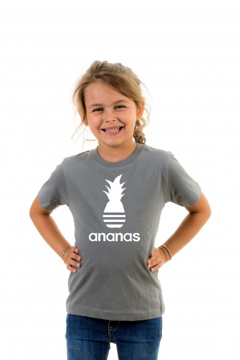 T-shirt kid Ananas