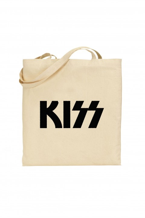 Tote bag KISS