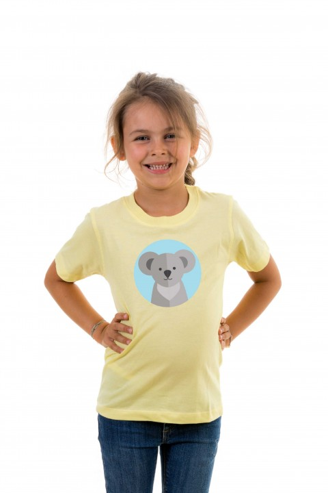 T-shirt kid Koala