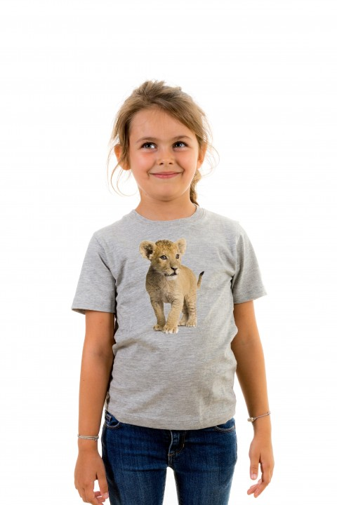 J. T-shirt kid The Lion
