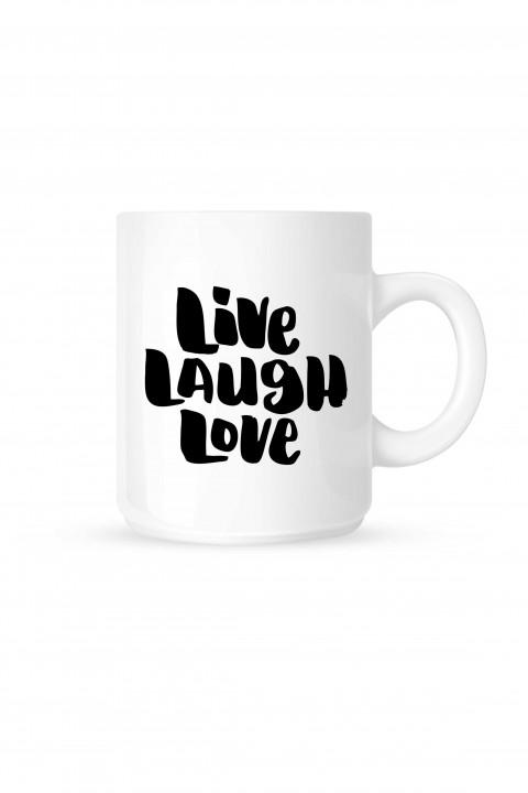 Mug Live Laugh Love