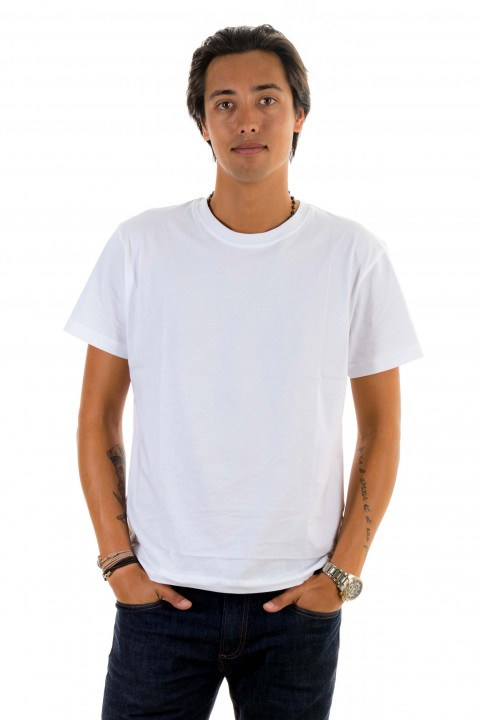 Starting 85 AED - Tshirt with print - Men
