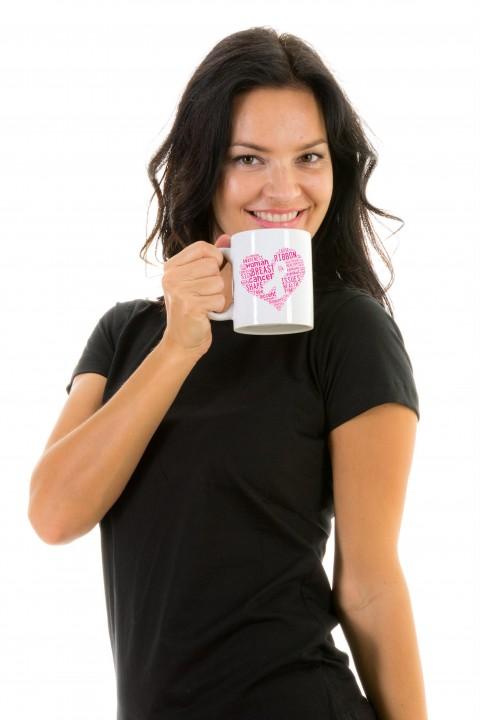 Mug Pink Ribbon