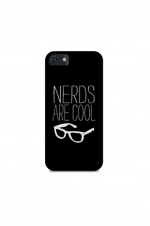 Phone case Nerds Are Cool