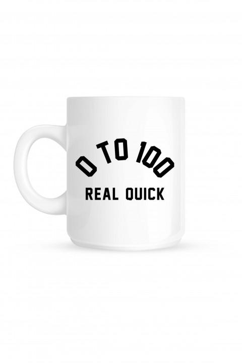 Mug 0 to 100 Real Quick