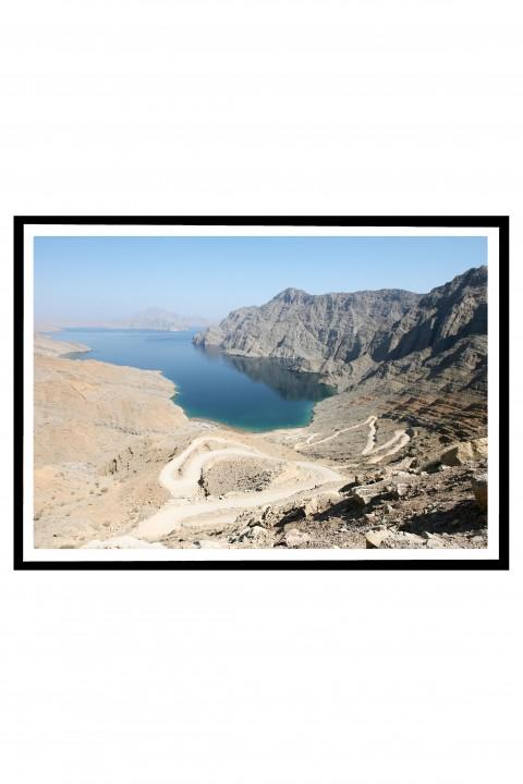 Poster with frame Ormuz - Oman By Emmanuel Catteau