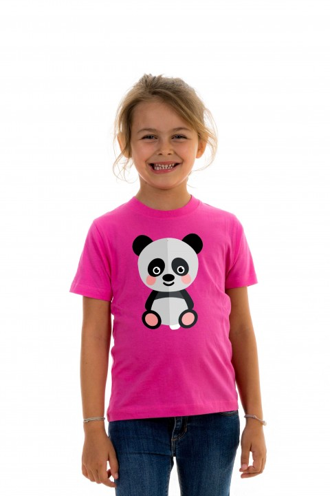 T-shirt kid Panda