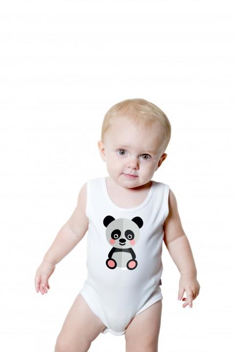 Baby romper Panda