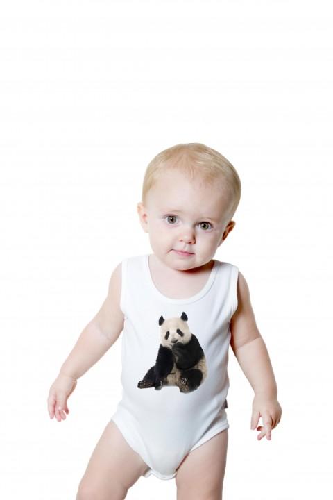 Baby romper The Panda