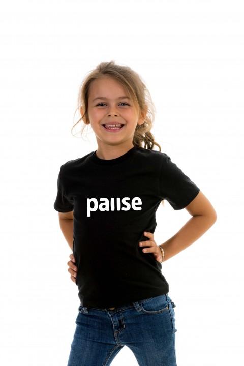 T-shirt kid Pause