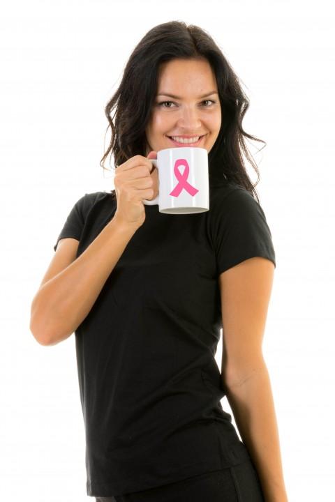 Mug Breast Cancer - Pink Ribbon
