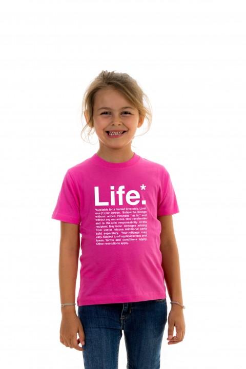 T-shirt Kid LIFE