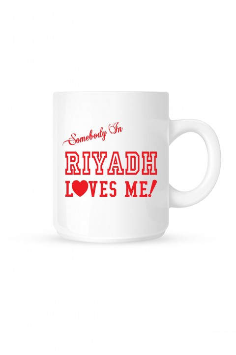 Mug Riyadh Loves Me!