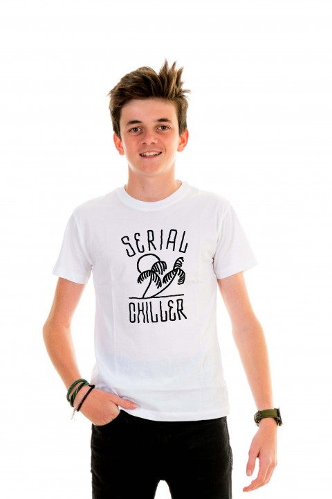 T-shirt kid Serial Chiller