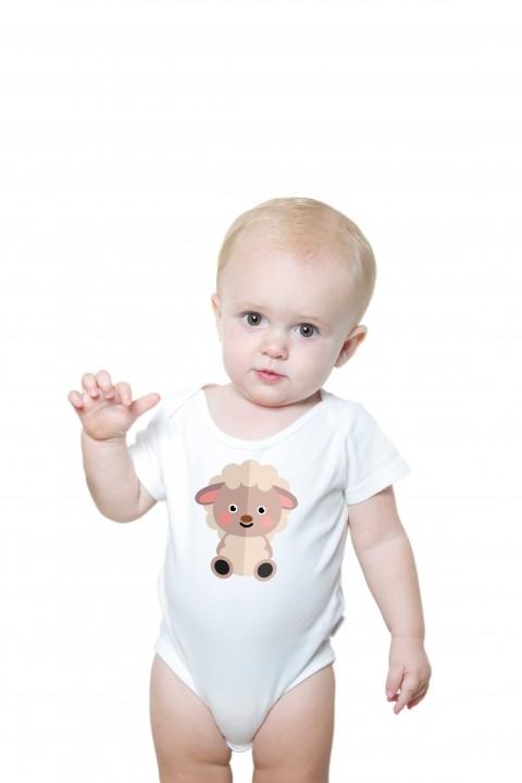 Baby romper Sheep