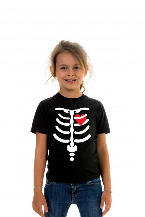 T-shirt Kid Skeleton