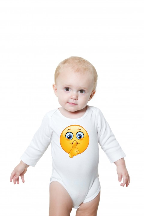 Baby romper Smiley Silence
