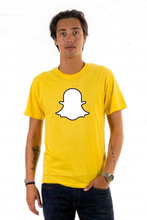 T-shirt Snapchat