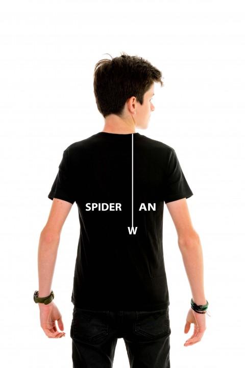 T-shirt kid Spiderman