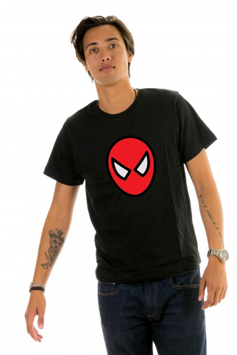 T-shirt Spiderman Illustration