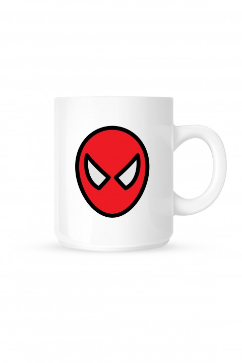 Mug Spiderman Illustration
