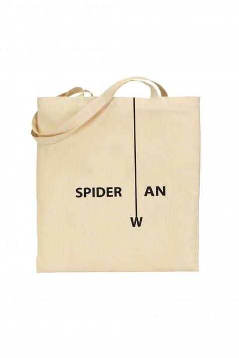 Tote bag Spiderman