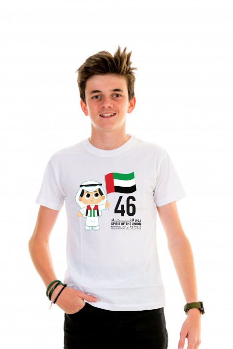 T-shirt Kid Spirit Of The Union 46 - Boy