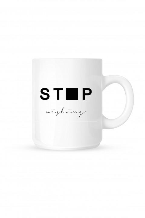 Mug Stop Wishing