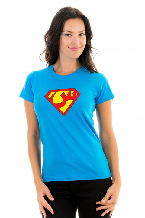 T-shirt Superman Arabic
