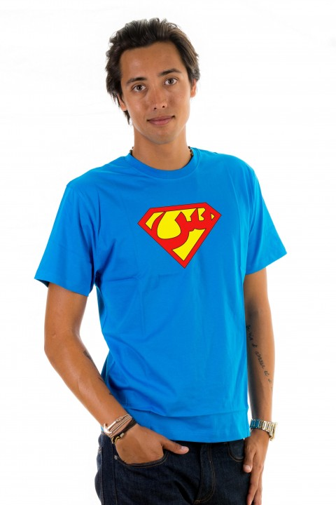 T-shirt Superman Arabic