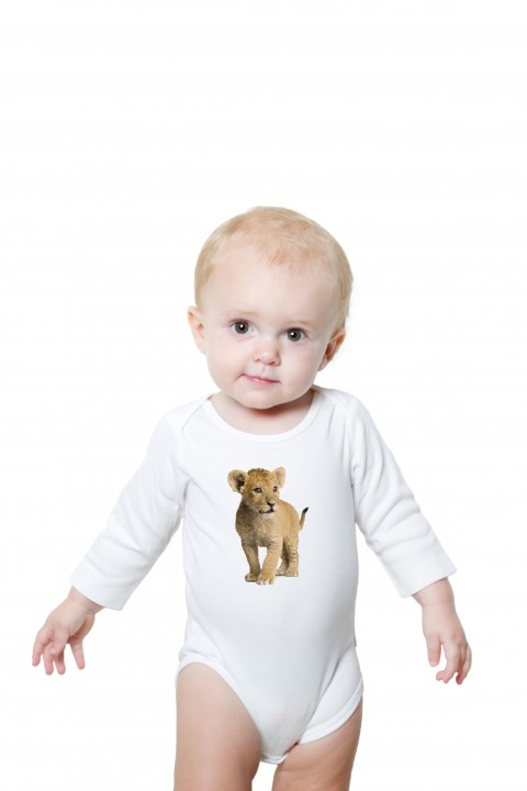 Baby romper The Lion