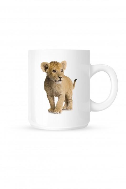 Mug The Lion