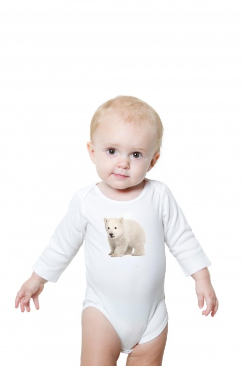 Baby romper The Polar Bear