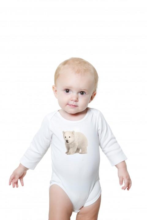 Baby romper The Polar Bear