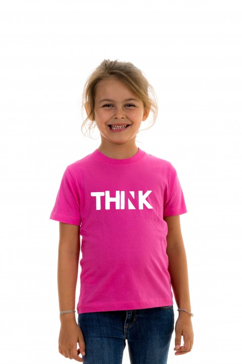 T-shirt kid THINK