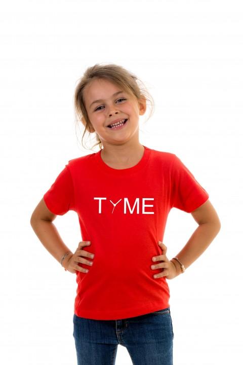 T-shirt kid Time