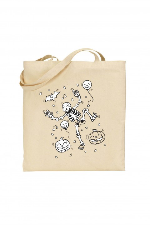 Tote bag Halloween Party