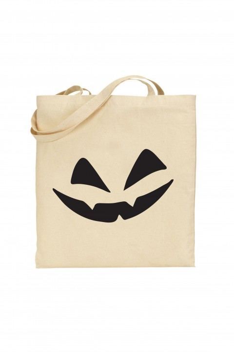 Tote bag Pumkin Head