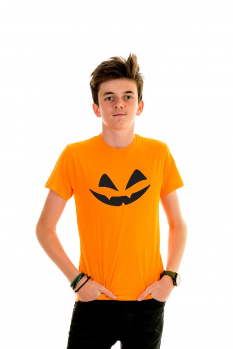 T-shirt Kid Pumkin Head