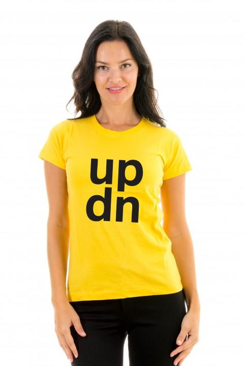 T-shirt UPDN