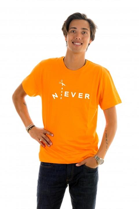 T-shirt Never