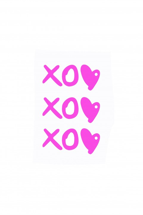 Poster XOXOXO