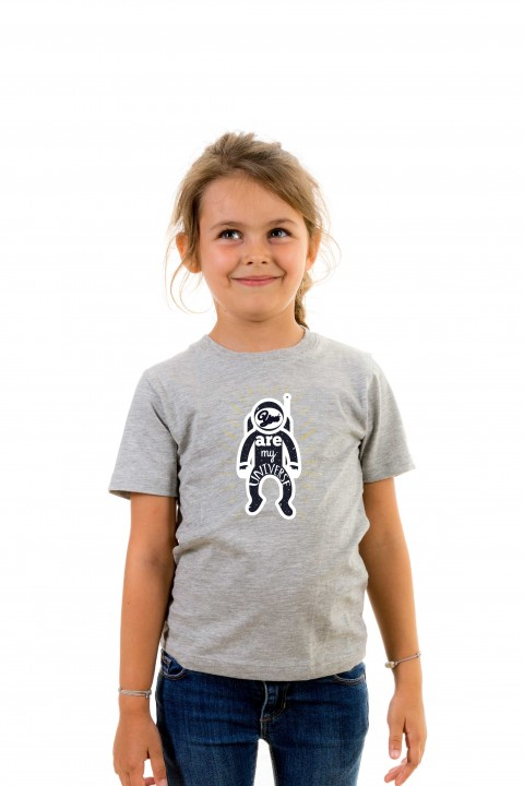T-shirt kid You Are My Universe