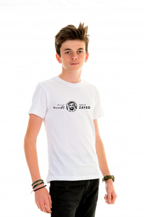 T-shirt kid Year of Zayed
