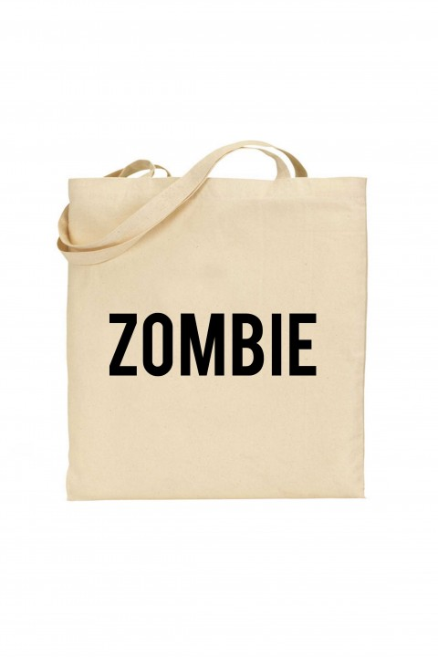 Tote bag ZOMBIE